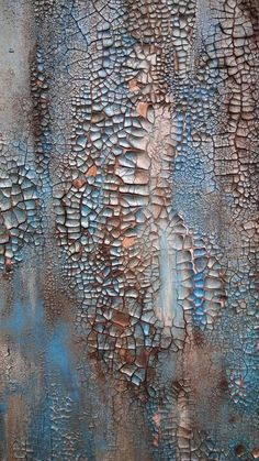 Original Rustic Texture Abstract Painting 24 x 30 Modern