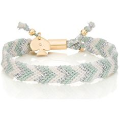 Kate Spade On Purpose Pop Color Friendship Bracelet 38 Liked Polyvore Featuring