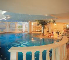 Royal Spa © Wellness Refugium & Resort Hotel Alpin Royal