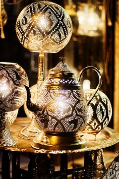 famous hand crafts in Al-moez street, old cairo, Egypt