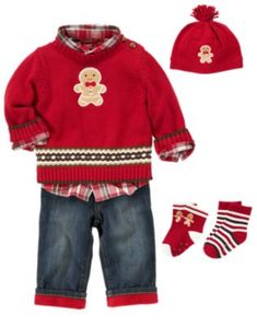Santa's Tree Farm | Kid Boy Holiday...christmas outfit jay | Kiddos ...