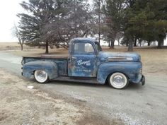 Buy new 1948 Ford F1 , Rat rod , hot rod , patina , shop truck , F100 , pickup truck in Watertown, Wisconsin, United States