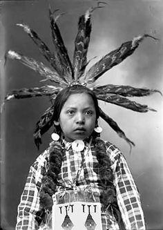 Spokane child - 1910