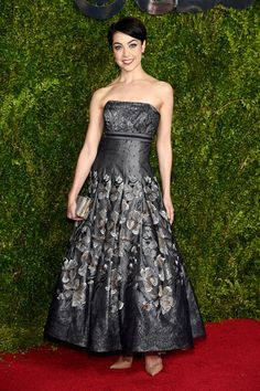 Leanne Cope in Randi Rahm - Best and Worst Dressed at the 2015 Tony Awards - Photos