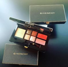 Givenchy Holiday 2016 Collection and Makeup Palette – Beauty Trends and Latest Makeup Collections Makeup Trends 2017, Beauty Trends, 2017 Makeup, Beauty Tips, Beauty Products, Make Up Palette, Best Makeup Brands, Givenchy Beauty, Eye Palettes