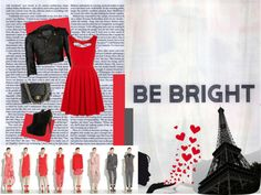 """""""Red Hot"""" by mickey-sugar on Polyvore"""