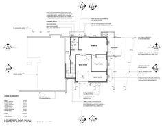 Our Dream Home - Lower Floorplan