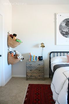 20 practical ways to store and display soft toys | Mum's Grapevine
