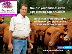 Come and grow your Business... no pun intended :)