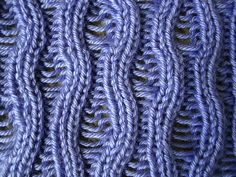 Ravelry: March: Raindrops pattern by Lindsey Melvin