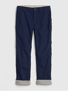 Boys pants' from Gap incorporate cool construction and durable materials. Browse a selection of pants for boys from active to dress pants. Khaki Chino Pants, Boys Pants, New Hair Colors, Toddler Boys, Dress Pants, Fashion Forward, Size 16, Flannel, Active Wear