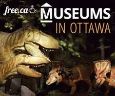 Image result for ottawa museums dinosaurs