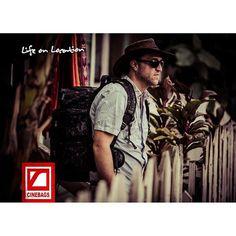 #cinebags #lifeonlocation