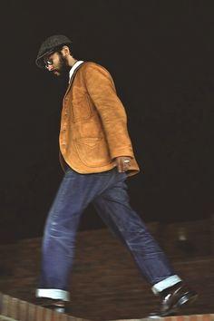 Freewheelers leather jacket