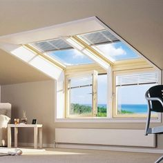 Velux Windows in loft conversion
