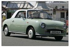 Cute: Nissan Figaro