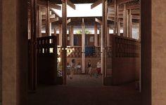 francis kere seeks funding to complete gando campus atelier in burkina faso