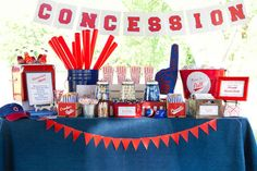 The Party Wagon - Blog - TAKE ME OUT TO THE BALLGAME- Baseball Party