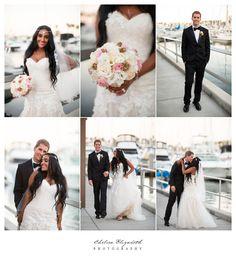 Portofino Hotel, Redondo Beach, CA // hotelportofino.com // Photos by @chelseaestudio //chelseaelizabeth.com // Wedding on the water. Overlooking the pacific ocean in Los Angeles. Wedding on the Water