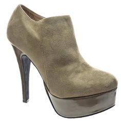 Kickly - Scarpe da Moda scarpe decollete Zeppe Classic alla caviglia donna Low boots Tacco Stiletto 13.5 CM - soletta tessuto - Taupe T 36 - UK 3.5 in OFFERTA su www.kellieshop.com Scarpe, borse, accessori, intimo, gioielli e molto altro.. scopri migliaia di articoli firmati con prezzi da 15,00 a 299,00 euro! #kellieshop Seguici su Facebook > https://www.facebook.com/pages/Kellie-Shop/332713936876989