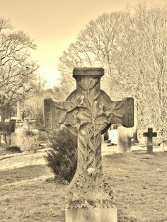Beautiful Cemetery Photography