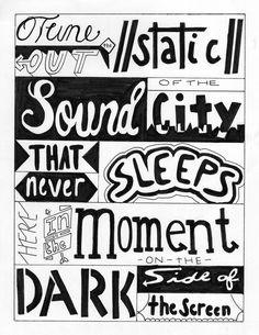 5sos Lyric Art, 5sos Songs, Music Lyrics, 5sos Quotes, Lyric Quotes, 5 Seconds Of Summer Lyrics, 5sos Tumblr, Lyric Drawings, Second Of Summer