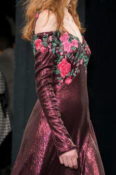 Tadashi Shoji at New York Fashion Week Fall 2017
