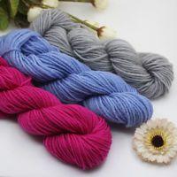 71 colors Soft Cotton Bamboo Crochet Knitting Yarn Baby Knit Wool Yarn Acrylic