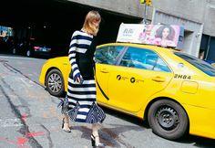 Anya Ziourova at New York Fashion Week Spring 2016