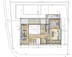 Jaragua Residence,Upper Floor Plan