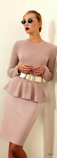 Evolving Fashion - Hair, Nails, Makeup and Clothing!: Soft Pink
