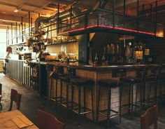 On The Bab - 8 New London Restaurants You Need to Hit Right Now