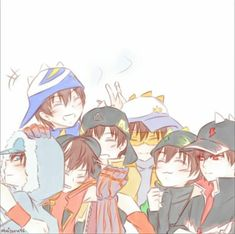 Story about boboiboy can love and safe he own self😘 Boboiboy Anime, Anime Kiss, Anime Art, Boboiboy Galaxy, Anime Galaxy, Netflix Anime, Cute Anime Boy, Pin Art, Asuna
