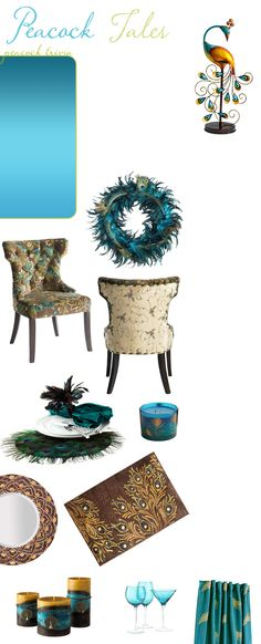100 Best Peacock Decorations Images Peacock Feathers Peacock