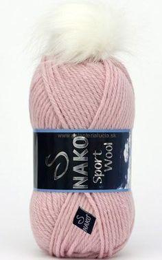 Sport wool ponpon 10639