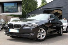 OCCASION BMW SERIE 5 (F10) 520D 184 EXCELLIS