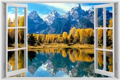 PL#159 Custom flower of nature scenery scenery #6 Home Decor modern For Bedroom Wall Poster Size 40X60cm Wall Sticker P-720b159 $6.99