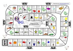 diferents models de jocs de l'oca per jugar i aprendre