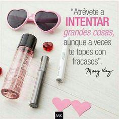 #descubreloqueamas con Mary Kay  www.marykay.es/calimartin y en www.rincondebelleza.com