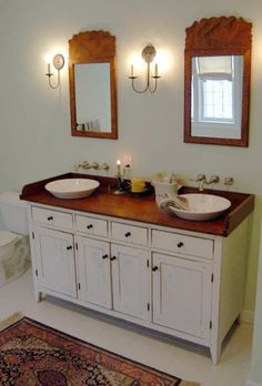 Attractive I LOVE This Bathroom!!! I Love The Bowls And The Faucets In The
