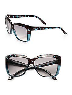 Gucci - Cat's-Eye Sunglasses