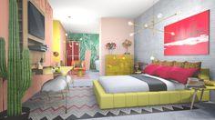 Roomstyler.com - Light Human Hotels