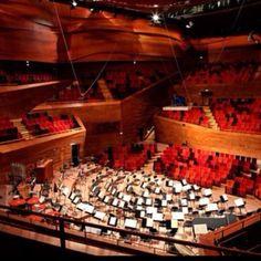 The Danish Opera House in Copenhagen. In lovning memory of Mærsk Mc-Kinney Møller  who gave us the opera.