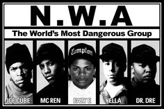 Coachella 2016 – Le groupe mythique N.W.A reformé sur scène 27 ans après  #NWA #coachella #hiphop