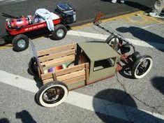 Rat wagon.