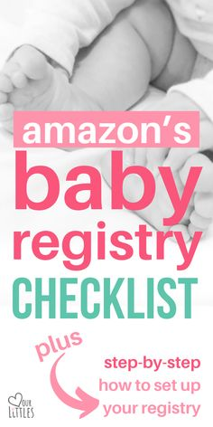Amazons baby registry checklist, baby registry must haves, baby registry list, new baby checklist. Baby Registry Must Haves, Baby Registry Checklist, Baby Must Haves, Best Amazon Products, New Baby Products, New Baby Checklist, Amazon Clothes, Amazon Baby, Amazons