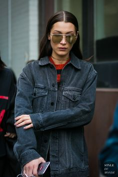 Bella Hadid by STYLEDUMONDE Street Style Fashion Photography0E2A9632
