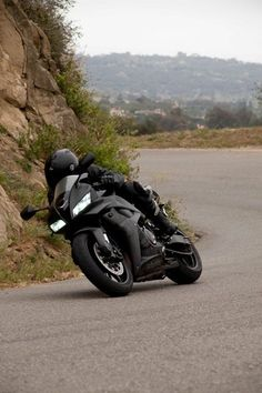 """sportbike:  Carvin Canyons  """