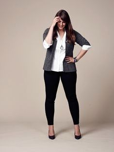 All you boss women out there, need a little fashion inspiration for work? Check out our boards for more outfits that are easy to pull together. Again, make the outfit yours by adding or taking a few pieces out!   Shop MHOC on Amazon for similar, fleeced leggings. We all need that one pair of leggings that we love. Our top rated leggings come in several colors, and the prices range from $5.99-$14.99.