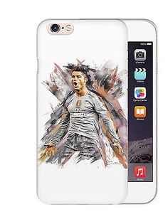 Cristiano Ronaldo Football Rubber Phone Cover Case fits Apple Iphone 5 se 6 plus in Mobile Phones & Communication, Mobile Phone & PDA Accessories, Cases & Covers | eBay